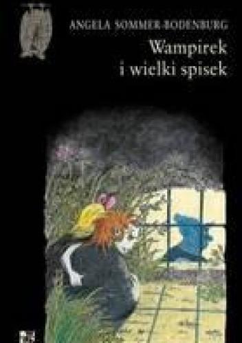 Okładka książki Wampirek i wielki spisek