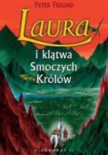 Okładka książki Laura i klątwa Smoczych Królów