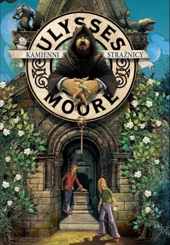 Okładka książki Kamienni Strażnicy