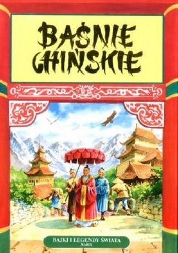 Okładka książki Baśnie chińskie