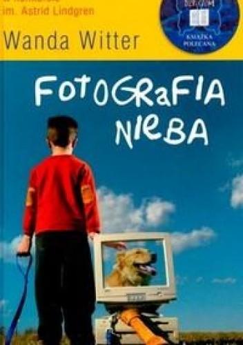 Okładka książki Fotografia nieba
