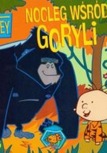 Okładka książki Stanley Nocleg wśród goryli