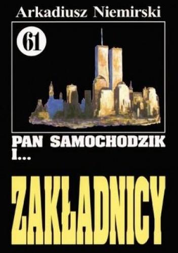 Okładka książki Pan Samochodzik i zakładnicy