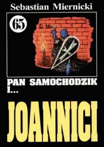 Okładka książki Pan Samochodzik i joannici
