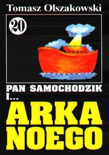 Okładka książki Pan Samochodzik i Arka Noego
