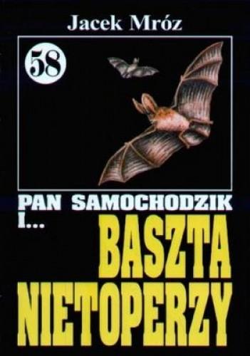Okładka książki Pan Samochodzik i Baszta Nietoperzy