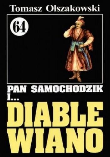 Okładka książki Pan Samochodzik i diable wiano