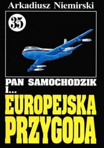 Okładka książki Pan Samochodzik i europejska przygoda