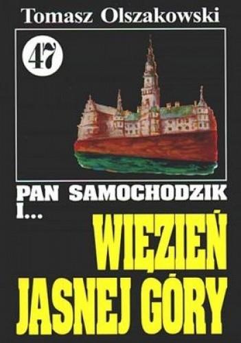 Okładka książki Pan Samochodzik i więzień Jasnej Góry