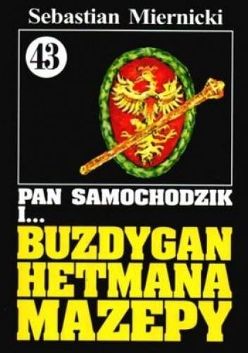 Okładka książki Pan Samochodzik i buzdygan hetmana Mazepy