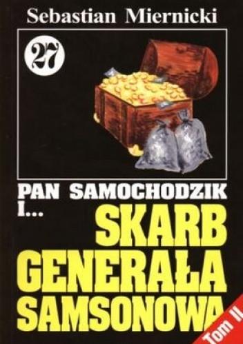 Okładka książki Pan Samochodzik i skarb generała Samsonowa, Tom 2