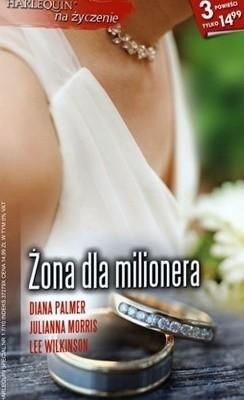 Okładka książki Żona dla milionera
