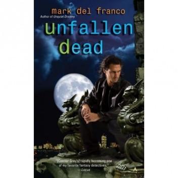 Okładka książki Unfallen Dead