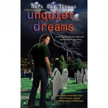 Okładka książki Unquiet Dreams