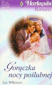 Okładka książki Gorączka nocy poślubnej