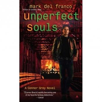 Okładka książki Unperfect Souls