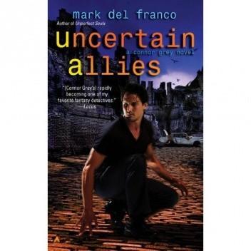 Okładka książki Uncertain Allies