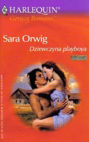 Okładka książki Dziewczyna playboya