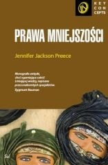 Okładka książki Prawa mniejszości