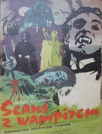 Okładka książki Seans z wampirem