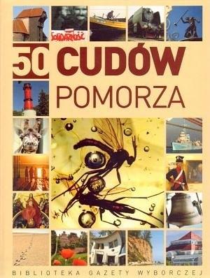 Okładka książki 50 cudów Pomorza
