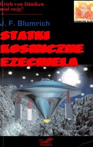 Okładka książki Statki kosmiczne Ezechiela