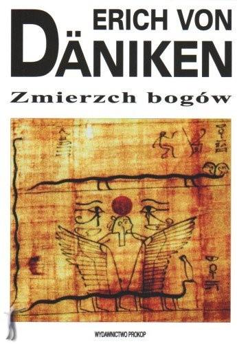Okładka książki Zmierzch bogów