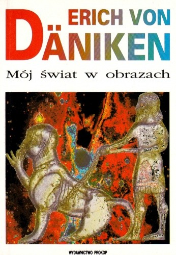 Okładka książki Mój świat w obrazach
