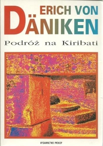 Okładka książki Podróż na Kiribati. Przygoda między niebem a ziemią