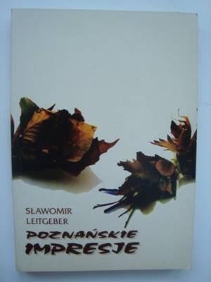 Okładka książki Poznańskie impresje
