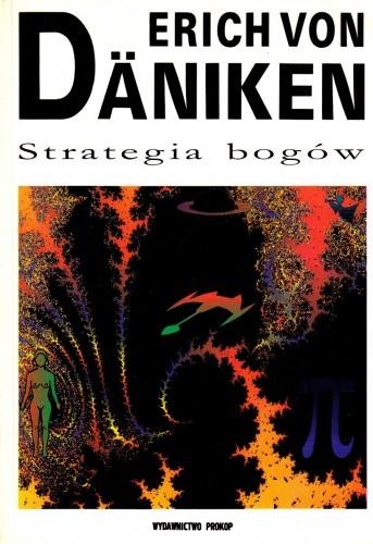 Okładka książki Strategia bogów : ósmy cud świata