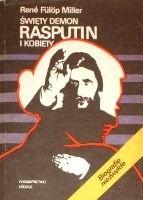 Okładka książki Święty demon Rasputin i kobiety