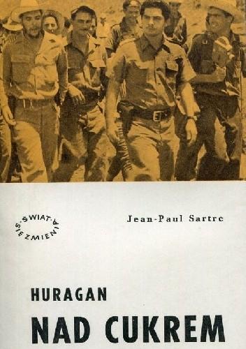 Okładka książki Huragan nad cukrem