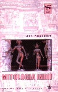 Okładka książki Mitologia Indii