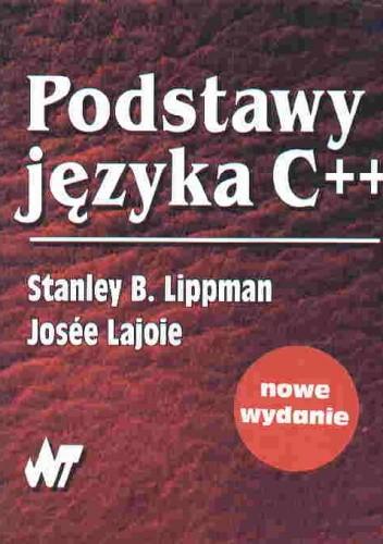 Okładka książki Podstawy języka C++