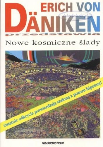 Okładka książki Nowe kosmiczne ślady