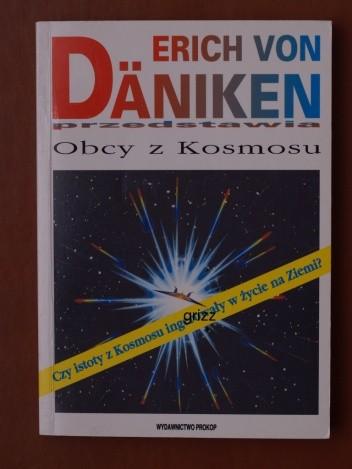 Okładka książki Obcy z kosmosu