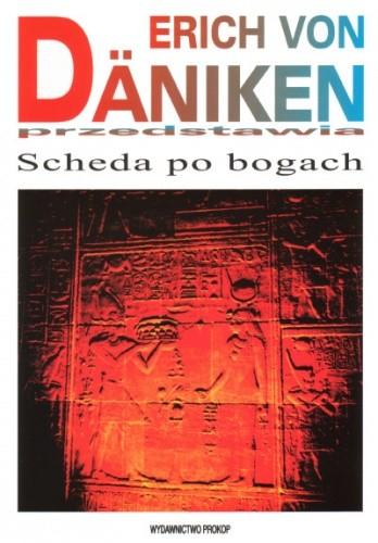 Okładka książki Scheda po bogach