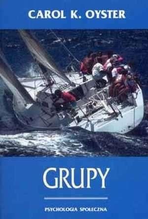 Okładka książki Grupy