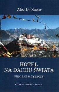 Okładka książki Hotel na dachu świata