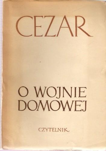 Okładka książki O wojnie domowej