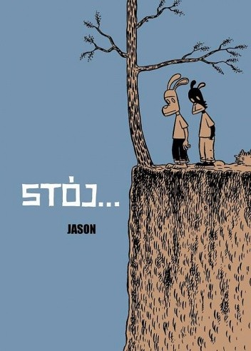 Okładka książki Stój...
