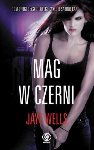 Okładka książki Mag w czerni