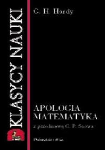 Okładka książki Apologia matematyka