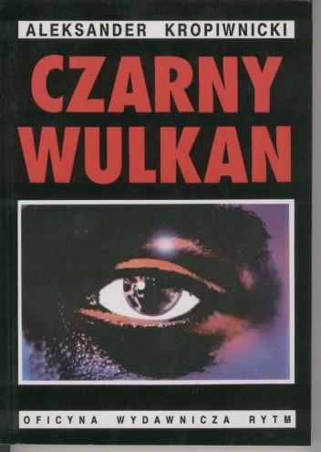 Okładka książki Czarny wulkan