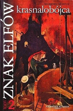 Okładka książki Krasnalobójca