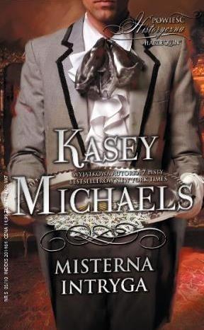 Okładka książki Misterna intryga