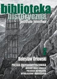 Okładka książki Polska przygoda z techniką