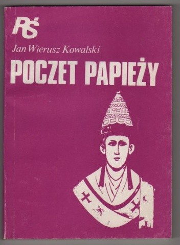 Okładka książki Poczet papieży