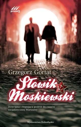 Okładka książki Słowik moskiewski